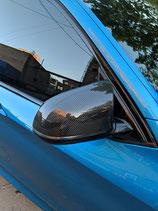 Карбоновые крышки зеркал BMW X5M F85