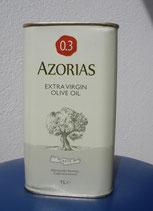 1 Liter Azorias Olivenöl