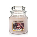 Yankee Candle Ebony & oak klein