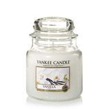 Yankee Candle Vanille mittel