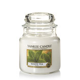 Yankee Candle White tea klein