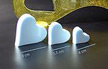 Silikon-Einleger Herzen 3 Stück