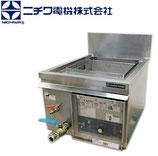 ニチワ 電気ゆで麺機 ENB-450H 三相200V 2008年 / 業務用 卓上 茹で麺器