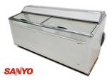 サンヨー アイスクリームケース SCR-1813DNA 三相200V+単相100V  2009年 / 冷凍ケース