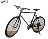 ≡AZU≡ ロードバイク フレームサイズ560  クロモリ KAISEI022  TRYZE・PRO