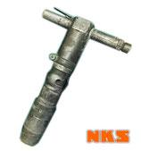 NKS コンクリートブレーカー CB-20S 現状品  ① / ハツリ エアーハンマー