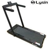 Lysin ライシン ルームランナー LS-T4000 / 電動 家庭用 静音 折りたたみ 薄型 スタイリッシュ シンプル トレッドミル ウォーキングマシン