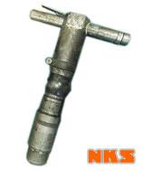 NKS コンクリートブレーカー CB-20S 現状品  ② / ハツリ エアーハンマー