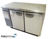 フクシマ 台下冷蔵庫 TRC-40RETA 三相200V  2008年 / コールドテーブル 福島