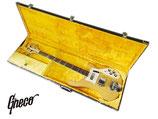 グレコ リッケンバッカー4001コピー エレキベース ハードケース付き / グネコロゴ ジャパンヴィンテージ 現状品