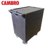 CAMBRO キャンブロ 配膳車  棚板欠品 / 業務用 ワゴン サービスカート