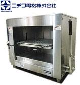 ニチワ 上火式電気魚焼器 GNU-31 / 200V 電気式グリラー 2005年製