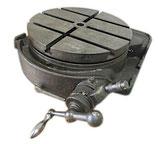 サーキュラーテーブル φ400mm / ロータリーテーブル インデックス フライス盤 金属加工