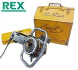 REX レッキス ポータブルパイプマシン EF0G / ねじ切り機