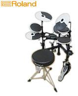 ローランド 電子ドラム TD-4KP  V-DRUMS portable