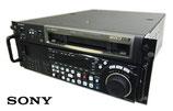 ジャンク品 ソニー HDCAMレコーダー HDW-S2000 業務用 デジタルビデオカセットレコーダー