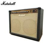Marshall マーシャル 真空管ギターアンプ JTM60 Valve Combos セレッション ヘリテージ G12  現状品 / フットスイッチ付き チューブアンプ