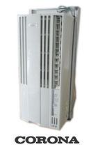 コロナ 冷房専用窓用エアコン CW-A1817 マイナスイオン  2017年製 / マドコン