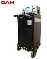 第一興商 DAM 通信カラオケシステム DAM-F650+DSR-F65 FREE DAM 現状品