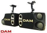第一興商 DAM カラオケ用スピーカー DDS-910Ⅲ 天吊り金具付き ペア / 業務用