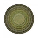 Sizzix Thinlits Die Set - Stitched Circles 6PK 662229 Tim Holtz