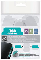We R Memory Keepers Tab Stickers File