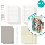 We R memory keepers Cinch kit Journal