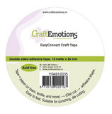 CraftEmotions EasyConnect (Doppelklebeband) Craft tape