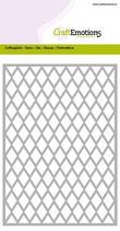 CraftEmotions Die - Rhombus Hintergrund