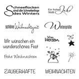 Rayher Clear Stamp Weihnachten/Winter