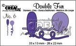 CREAlies Double Fun No. 6 Luftballons