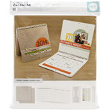 "We R memory keepers Cinch Calendar Kit 12.5""X13.25"""