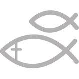 Rayher Stanzschablone Fische