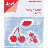 Joy! Crafts Stanz & Präge Schablone (3st) - Berry Sweet Cherry