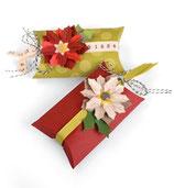 Sizzix Thinlits™ Die Set - Box, Pillow 660660 (Jen Long)