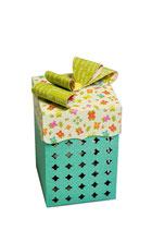 Sizzix Thinlits™ Plus Die Set - Box w/Fancy Lid 660841