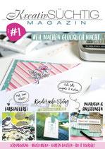 KreativSÜCHTIG - das Magazin
