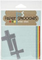 Paper Smooches Kreuze
