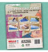 """GELLI ARTS - Gel Printing Plate 5"""" x 7"""""""