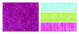 Sizzix Textured Impressions Embossing Folder - Bohemian Botanicals (für die Big Shot)