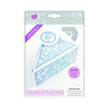 Tonic Studios Die - Sweet treat dimensions - Cake Slice Box 1650E