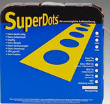 Super Dots - beidseitig permanent klebend - extra stark