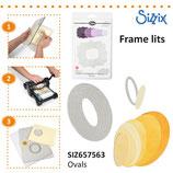 Sizzix Framelits Die Set 7pk Ovals SIZ657563