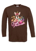 T-Shirt Jagdprinzessin / Keiler / Hirsch