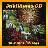 Jubiläums-CD 30 Jahre Gino Boys