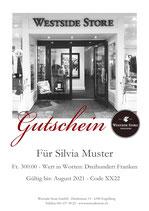 GUTSCHEIN 300