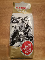 "Caffein ""Italian Style"" Gold Label 1000 g, ganze Bohne"