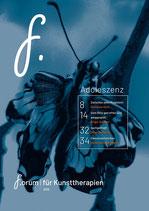 forum für Kunsttherapien 2018/1 Adoleszenz (exkl. Versandkosten)