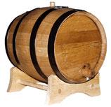 20 Liter Barrel (5.28 gallon), black hoop