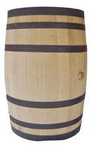 Renta de barril whiskero pulido para 200 litros, reposo o decoración.